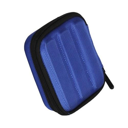 10-Buraco Harmônica Boca Órgão Caso Caixa de Saco-resistente À Prova de Choque à prova de Água para Armazenar 3 pcs Harmônicas