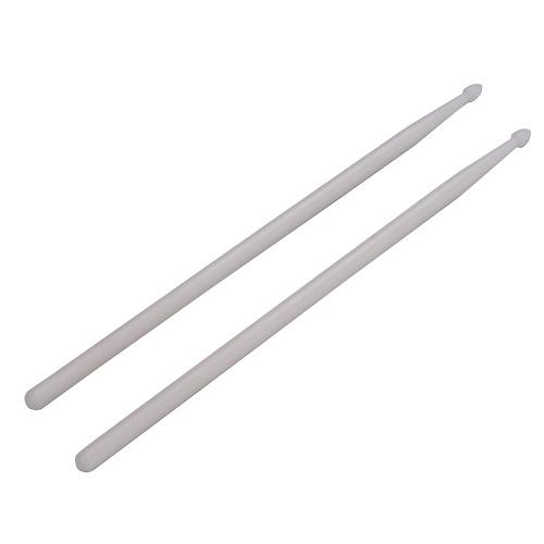 Ein Paar 5A Leuchtstoff Drumsticks Nylon Drum Sticks Drum Set Zubehör