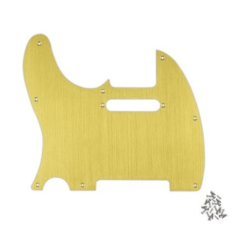 Left Handed Tele Guitar Pickguard