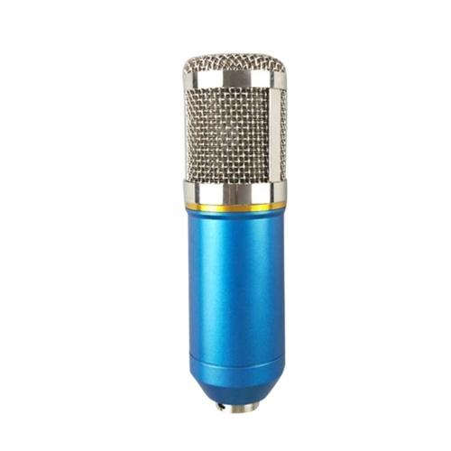 Multifunctional Live Sound Card & BM800 Suspension Microphone Kit