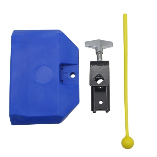 Cow Bell Noise Maker mit Mallet Cowbell