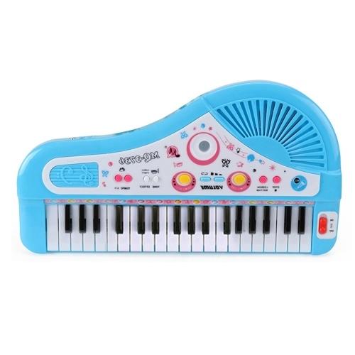 37 touches enfants piano musical piano électronique clavier jouet instrument de musique