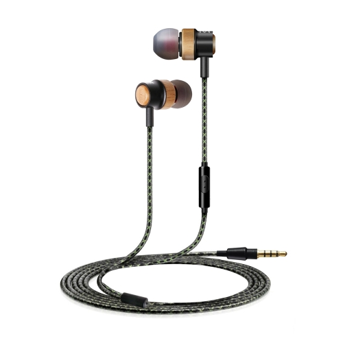 Premium-In-Ear-Ohrhörer verdrahtete Kopfhörer Kopfhörer mit Mikrofon für Android Windows Handys MP3 MP4 Tablet iPhone iPad