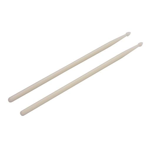 Bild von Ein Paar 5A Leuchtstoff Drumsticks Nylon Drum Sticks Drum Set Zubehör