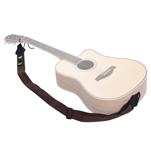 2pcs/ Pack Adjustable Guitar Shoulder Strap Microfiber + Cotton Belt Synthetic Leather Ends with Guitar Pick Pockets & 3pcs Guitar Picks for Acoustic Folk Classic Electric Guitars Bass
