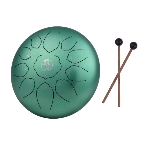55% OFF 11 Inch Steel Tongue Drum Hangpa