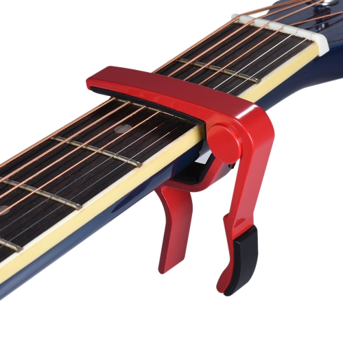 MA-10 Народная классическая электрическая гитара Ukelele Red фото