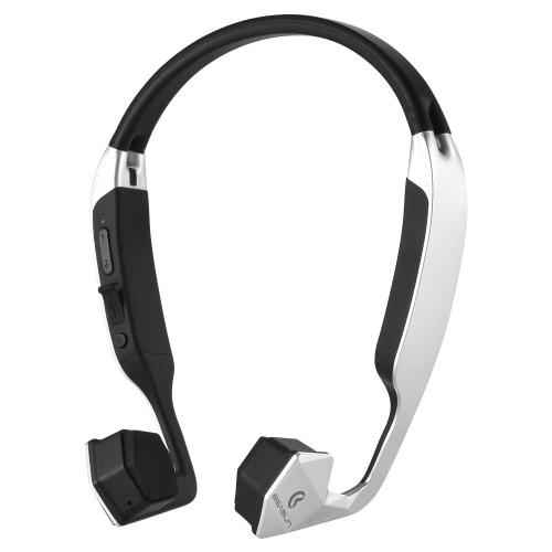 BEASUN GSワイヤレスオープンイヤーステレオボーン伝導ヘッドフォンイヤホンヘッドセットBT 4.1 IPX6防水ハンズフリーiPhone内蔵マイク7/7/6 Plus / 6Sジョギング走行用サイクリング運転