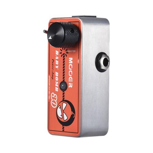 MOOER BABY BOMB 30デジタルマイクロパワーアンプ30Wの出力過電流保護