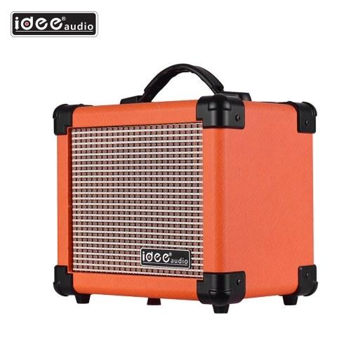 IDEEAUDIO MA-1 10 Watt tragbarer Desktop-E-Gitarrenlautsprecher-Verstärker
