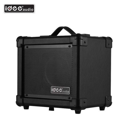 Amplificador de alto-falante de guitarra elétrica de área de trabalho portátil IDEEAUDIO AA-1