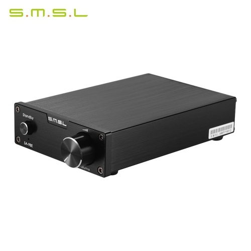 S.M.S.L SA-98E Audio Amplifier Stereo HiFi Digital Speaker