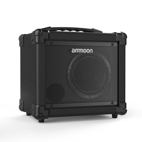 ammoon GA-10 10W Portable Electric Guitar Amplifier Amp BT Speaker