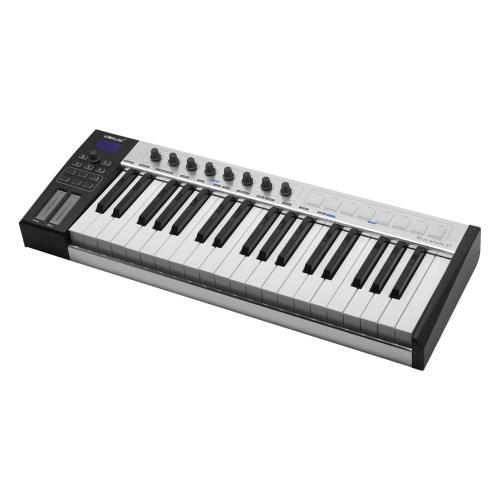 WORLDE Blue whale 37 Портативный USB MIDI-контроллер Клавиатура фото