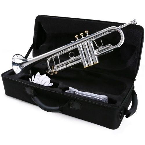 ammoon Prefessional Bb Trumpet Brass