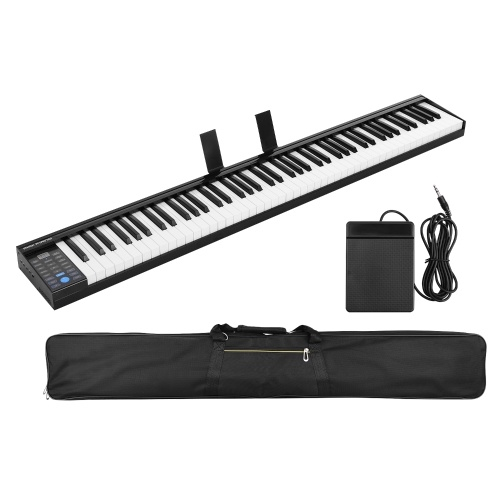 Цифровая электронная фортепианная клавиатура 88 клавиш MIDI