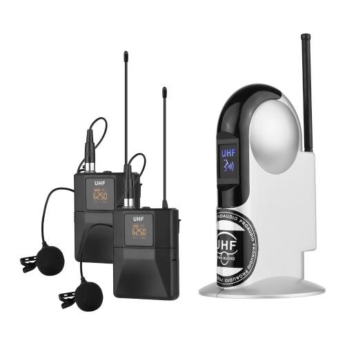 Q5 UHF Wireless Microphone System