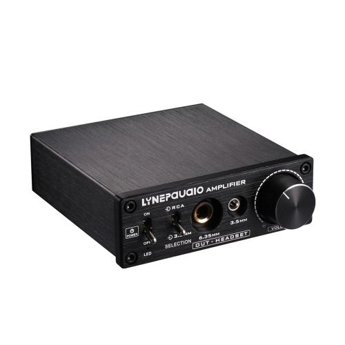 Kompakter tragbarer Audiosignalverstärker mit Stereo-Audioverstärker