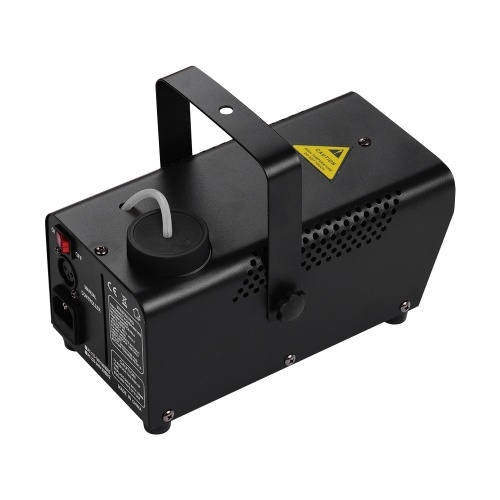 400 Watt Fogger Fog Smoke Machine with Wired Remote Contol for Party Live Concert DJ Bar KTV Stage Effect