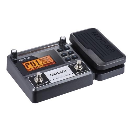 MOOER GE100 Гитара Мультиэффект-процессор Педаль эффектов