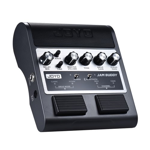 JOYO JAM BUDDY Portable Rechargeable Pedal Style Guitar Amplifier Amp Speaker