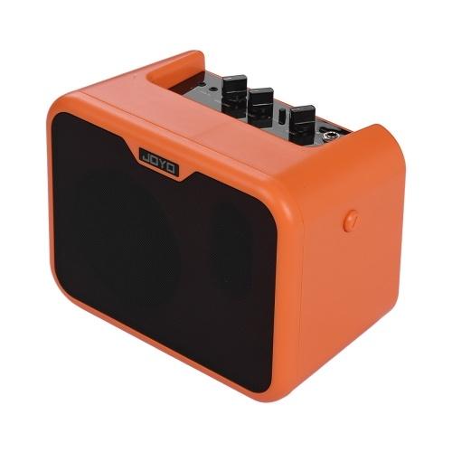 JOYO MA-10A Mini alto-falante portátil amplificador de guitarra acústica