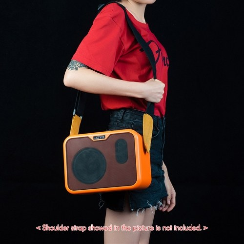 JOYO MA-10A Mini Portable Acoustic Guitar Amplifier Speaker