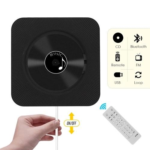 Portable Wall Mounted CD Player