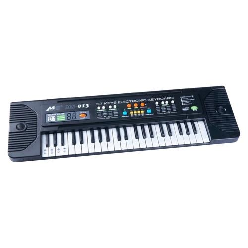 44 touches Piano électronique multifonctionnel orgue électronique Instrument de musique jouet avec Microphone pour enfants garçons filles débutants