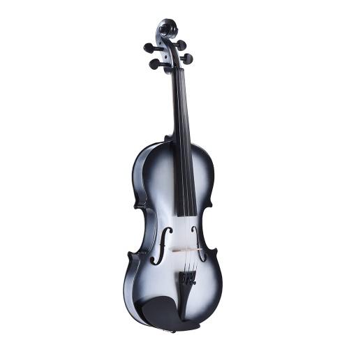 ammoon 3/4 Größe Basswood Violine