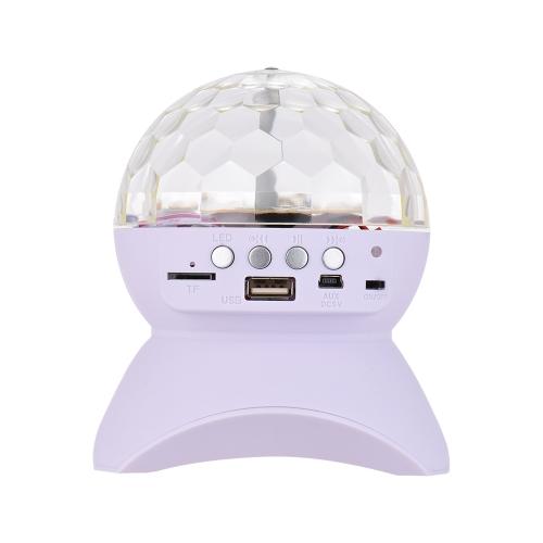 Mini Crystal Ball Wireless Bluetooth Lautsprecher Musik-Player für iPhone iPad Smartphone MP3 Musik spielen