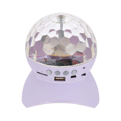 Mini Crystal Ball Wireless BT Lautsprecher Musik-Player für iPhone iPad Smartphone MP3 Musik spielen