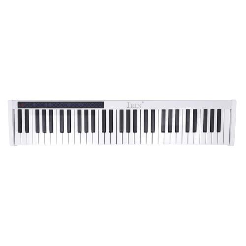 Портативный 61 клавишная цифровая музыкальная электронная клавиатура Детское многофункциональное электрическое пианино для фортепиано Студенческий музыкальный инструмент
