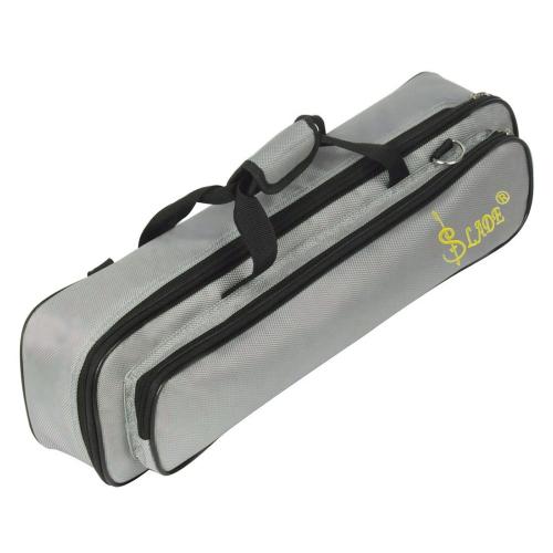 LADEパッド付きフルートバッグリュックサックソフトケースライトウェイトキャリーハンドルショルダーストラップ付き