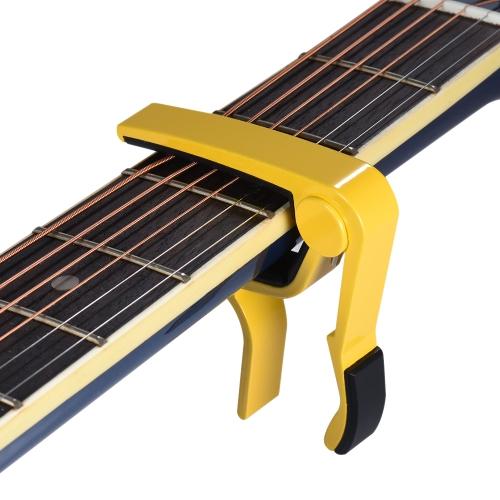 MA-10フォーククラシックエレクトリックギターUkelele Yellow