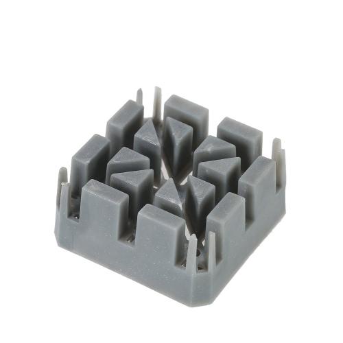 D 11PCS Berufsuhr-Band-Verbindungs-Stift-Werkzeug-Installationssatz mit Hammer-Frühlings-Stab-Bügel-Remover-Uhr-Reparatur-Werkzeug-Satz