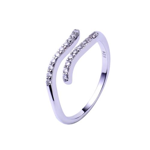 Einzigartige Mode 925 Sterling Silber 12 Tierkreiszeichen Sternzeichen Horoskop Sternbild geformten verstellbaren offenen Ring Schmuck Geschenk für Mädchen Frauen Lady Liebhaber Männer Hochzeit