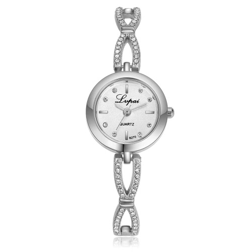 Lvpai nueva moda estilo de la marca de reloj pulsera reloj de pulsera de cuarzo mujeres mujeres de lujo femenino