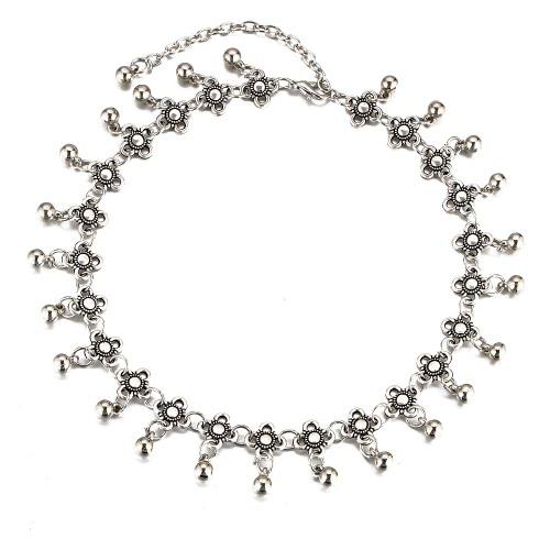 Jóias femininas europeias e americanas Jóias Multi-elemento Multilayer Vintage Pendant Necklace Clavícula Choker Chest Chain