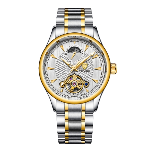 TEVISE Luxury Luminous Automatic Mechanical Watch