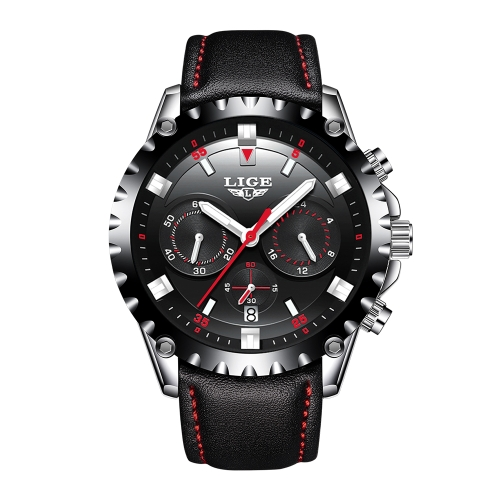 Relojes LIGE Fashion Sport Men