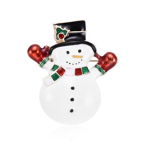 Moda Bonito Festival Liga Breastpin Adorável Único Broche Decorativo Delicado Presente Do Ornamento Do Dia Das Bruxas Do Natal