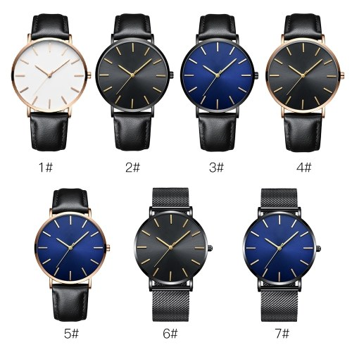 6,5 mm Ultra-Thin Relojes de