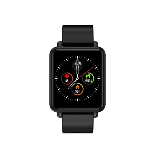 COLMI Land1 Smart Watch Full-Touch Screen Silicone Watch