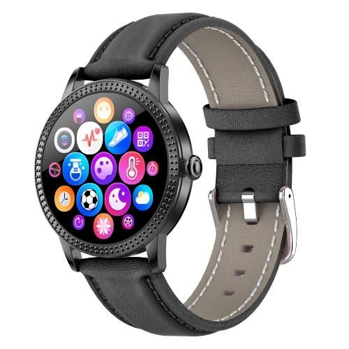 CF18P 1.08 Zoll TFT-Bildschirm Smart Watch Fitness Tracker Multifunktions-Sportuhr