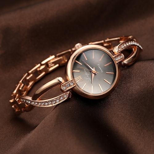 Lvpai nueva manera del estilo reloj de la marca del reloj de pulsera de cuarzo mujeres se visten de lujo de las señoras Mujer