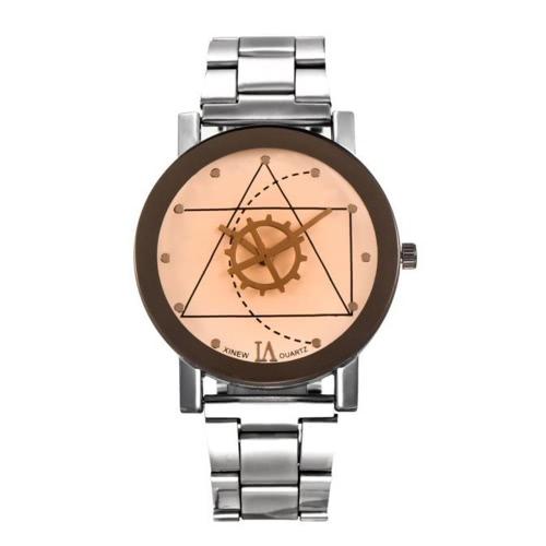 Reloj de pulsera de moda de lujo para los amantes
