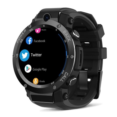49% OFF Zeblaze Android 5.1OS 3G Smart Watch Phone,limited offer $105.98