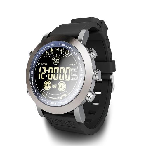 LEMFO LF23 سمارت ووتش رجال الرياضة IP68 للماء دعوة SMS تنبيه مقياس الخطو ساعة توقيت اللياقة البدنية تعقب ساعة اليد
