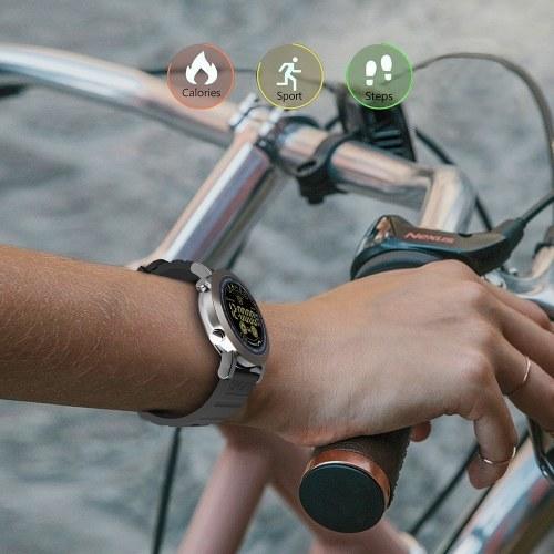 LEMFO LF23 Smart Watch Men Sport IP68 Waterproof Call SMS Alert Pedometer Stopwatch Fitness Tracker Wristwatch